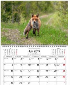 Väggkalendrar Gullers