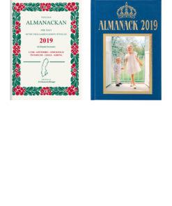 Vanliga Almanackan 2019
