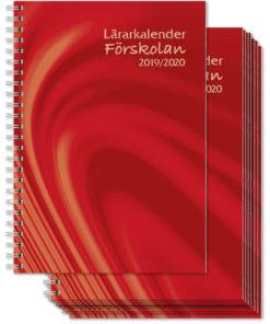 Förskolekalendern10-pack