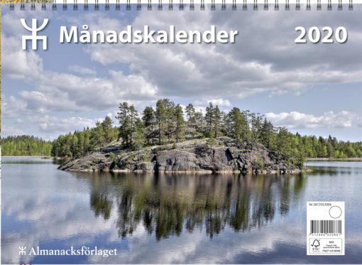 Månadskalendern från Almanacksförlaget