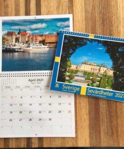 Väggkalendrar 2021