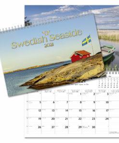 Swedish Seaside väggkalender från Gullers