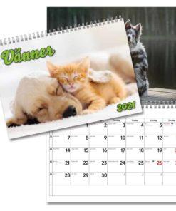 Lilla Vännerkalendern från Gullers