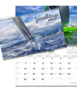 Yachting väggkalender från Gullers
